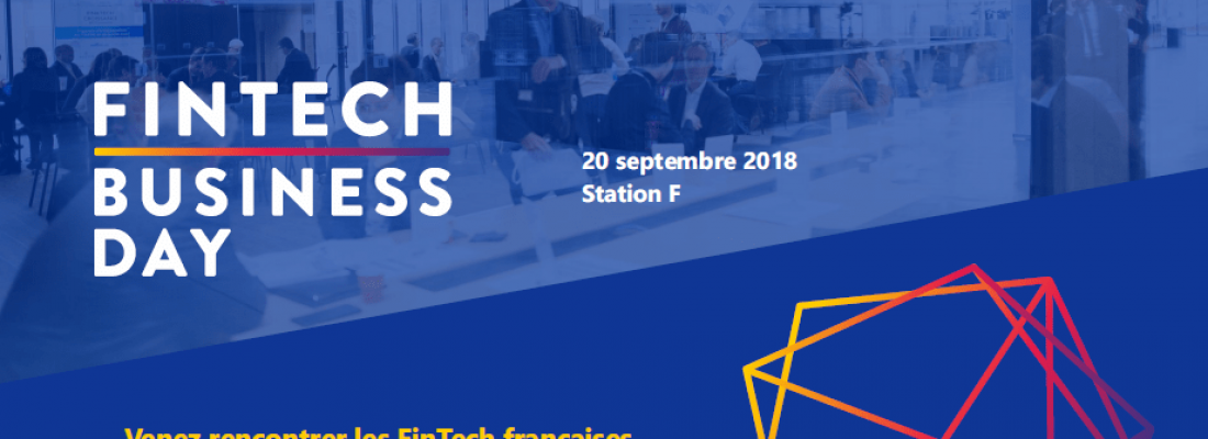 Meet us at the Fintech Business Day in Paris